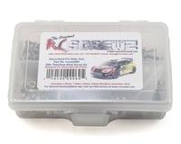 RC Screwz Associated Pro Rally 4wd Stainless Steel Screw Kit | relatedproducts