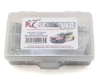 RC Screwz Associated Pro Rally 4wd Stainless Steel Screw Kit (Team ProRally)