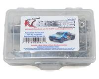 RC Screwz Associated Pro SC 4x4 Stainless Steel Screw Kit (Team ProSC 4x4)