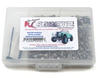 RC Screwz Axial SCX10 Stainless Steel Screw Kit | relatedproducts
