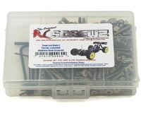 RC Screwz Team Losi 8ight-E Stainless Steel Screw Kit | relatedproducts