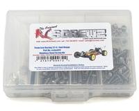 RC Screwz TLR 22-4 4wd Buggy Stainless Steel Screw Kit