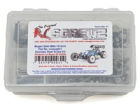 RC Screwz Mugen Seiki MBX-7R ECO Stainless Screw Kit | relatedproducts