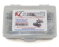 RC Screwz Mugen Seiki MGT7 Nitro Stainless Screw Kit | relatedproducts