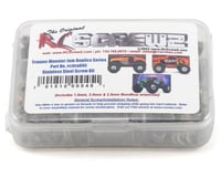 RC Screwz Traxxas Monster Jam Series Stainless Steel Screw Kit | relatedproducts