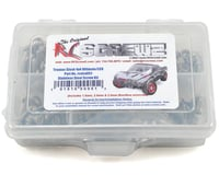 RC Screwz Traxxas Slash 4x4 Ultimate/LCG Stainless Steel Screw Kit | relatedproducts