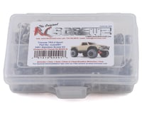 RC Screwz Traxxas TRX-4 Sport Stainless Steel Screw Kit