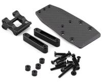 R-Design Traxxas 2WD Wheelie Bar Mount (Black)