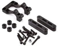 R-Design B5M/SC5M Wheelie Bar Mount V2 (Black) (Team Associated RC10 SC5M)