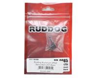 Image 2 for Ruddog Aluminum Offset Servo Horn (Black) (25T-ProTek/Ruddog/Savox)