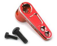 Image 1 for Ruddog Aluminum Offset Servo Horn (Red) (25T-ProTek/Ruddog/Savox)