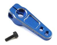 Image 1 for Ruddog Aluminum Servo Horn (Blue) (23T - JR/Airtronics/KO)