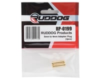 Image 2 for Ruddog 5mm to 4mm Adapter Bullet Plug (2)