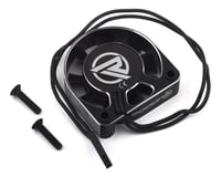 Ruddog 40mm Aluminum HV High Speed Cooling Fan (Black)