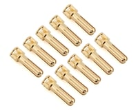 Ruddog 5mm Gold Cooling Head Bullet Plugs (10)