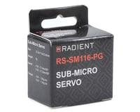 Image 3 for Radient RS-SM116-PG Sub-Micro Servo