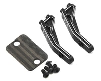 Revolution Design B6 Aluminum Wing Mount Set (Black)