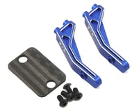 Revolution Design B6 Aluminum Wing Mount Set (Blue)