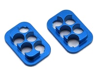 Revolution Design B6/B74 Rear Hub Link Aluminum Inserts (Blue) (2) | alsopurchased
