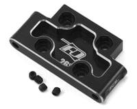 Revolution Design XB2 Aluminum Front Bulkhead (Black) (26°) (XRAY XT2)