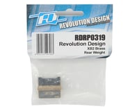 Image 2 for Revolution Design XB2 Brass Rear Gearbox Weight