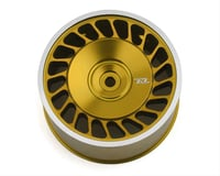 Revolution Design Sanwa M17/MT-44 Aluminum Steering Wheel (Gold)