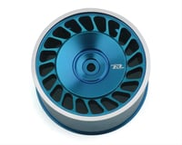 Revolution Design Sanwa M17/MT-44 Aluminum Steering Wheel (Light Blue)