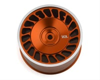 Revolution Design Sanwa M17/MT-44 Aluminum Steering Wheel (Orange)