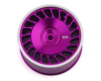 Revolution Design M17/MT-44 Aluminum Steering Wheel (Purple)