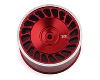 Revolution Design Sanwa M17/MT-44 Aluminum Steering Wheel (Red)