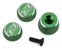 Revolution Design M17 Dial & Nut Set (Green)