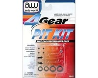 Round 2 AW 4Gear Slot Car Pit Kit