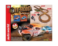 Round 2 AW 14' Off Road X-Traction Ultra-G Slot Race Set