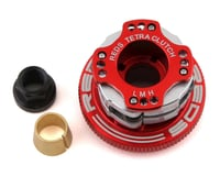 "REDS 34mm ""Tetra"" V3 Aluminum Off-Road Adjustable 4-Shoe Clutch System 