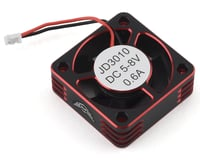 REDS 30x30x10mm Aluminum High Speed ESC Cooling Fan (Red)