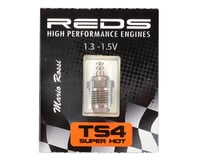 REDS TS4 Turbo Special Off-Road Glow Plug (Super Hot) (Reds Engines R5)