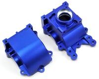 Redcat Rampage MT Aluminum Differential Housing (Blue)
