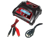 Redcat Racing Hexfly HX-403 Dual Port AC/DC LiPo LiFe Battery Charger HX-403 REDHX-403