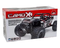 Image 7 for Redcat Camo X4 1/10 Brushless Electric Rock Racer
