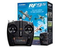 RealFlight 9.5 Flight Simulator w/Spektrum DX Transmitter