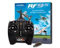RealFlight 9.5 Flight Simulator Combo with Spektrum DXS and WS2000 RFL1202C