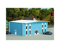 Rix Products HO Modern 2-Story Office Building Kit