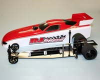 "RJ Speed 13"" Funny Car Electric Drag Kit"