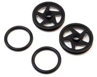 RJ Speed O-Ring Wheels 1.5  (Black) (2)