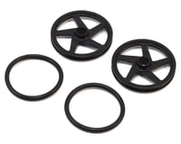 RJ Speed O-Ring Wheels 2 (Black) (2) | alsopurchased