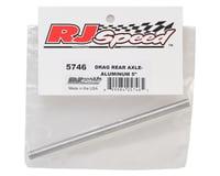 "Image 2 for RJ Speed Aluminum 5"" Rear Drag Axle"
