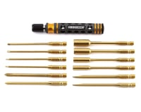 "RJX Hobby 13 Piece 1/4"" Drive Screwdriver Set"