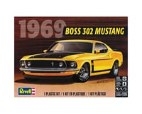 Revell Germany 1 25 '69 Boss 302 Mustang