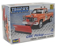 Image 3 for Revell 1/24 GMC Pickup w/Snow Plow