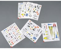Revell Peel & Stick Decal Assortment #2 6Pc Pinewood Derby